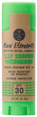 Raw Elements Lip Rescue