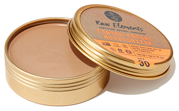 Raw Elements Facial Moisturizer SPF 30
