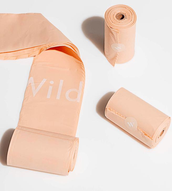 Wild One poop bags