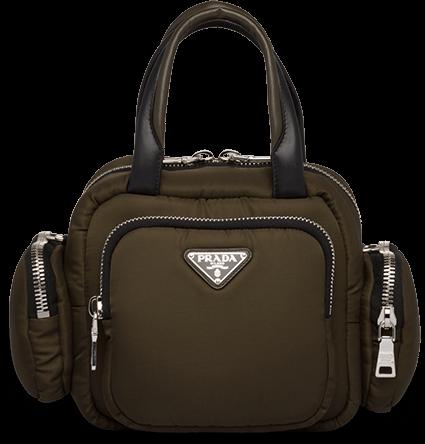 Prada Nylon Cargo Bag