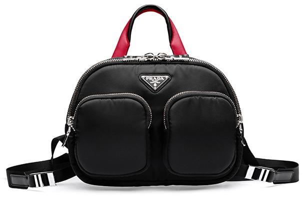 Prada Nylon Cargo Backpack