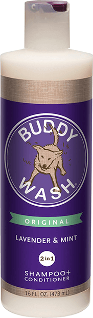 Buddy Wash Original Lavender & Mint Shampoo & Conditioner