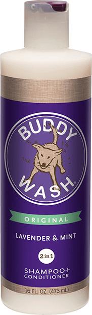 Buddy Wash Original Lavender & Mint Shampoo & Conditioner