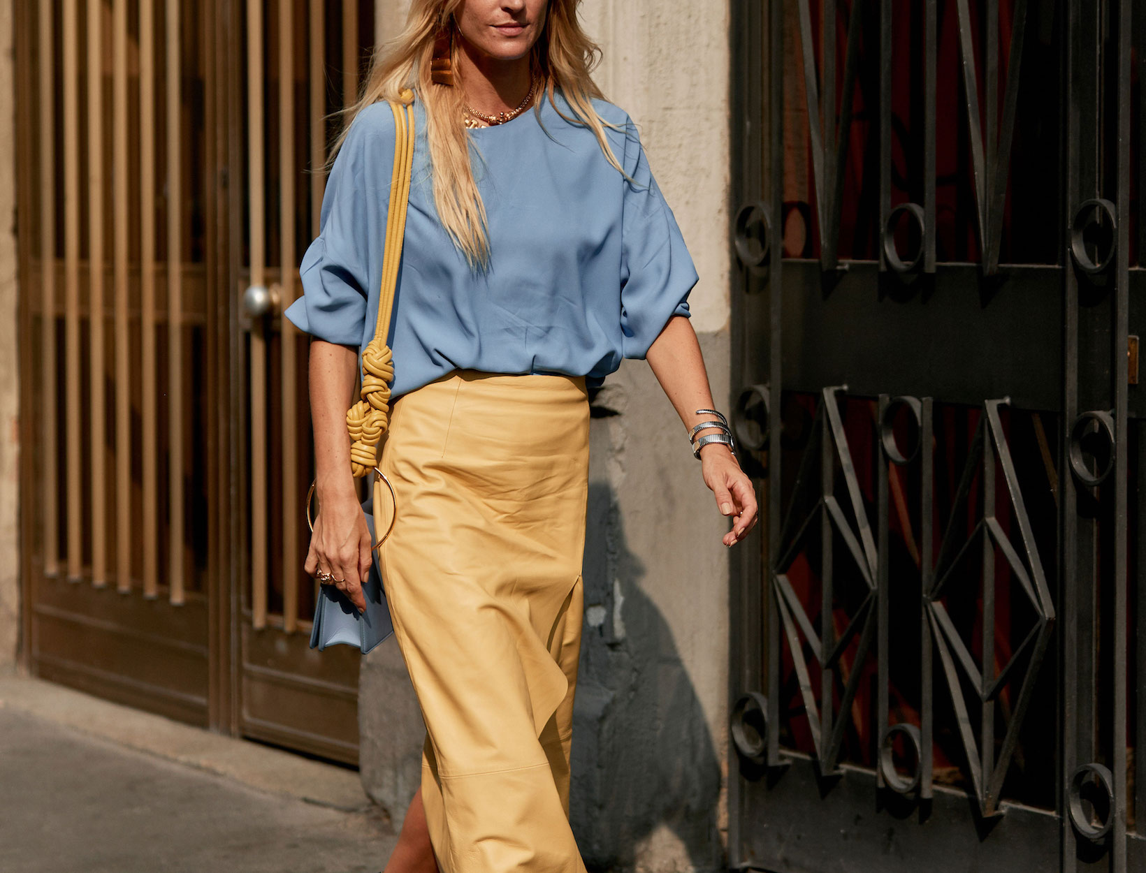 3 Simple Work Outfits for Late Summer