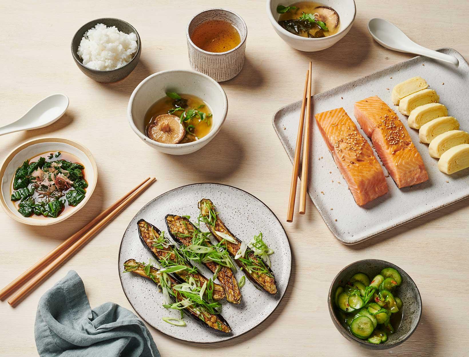 The Perfect Savory Japanese Breakfast Spread Goop