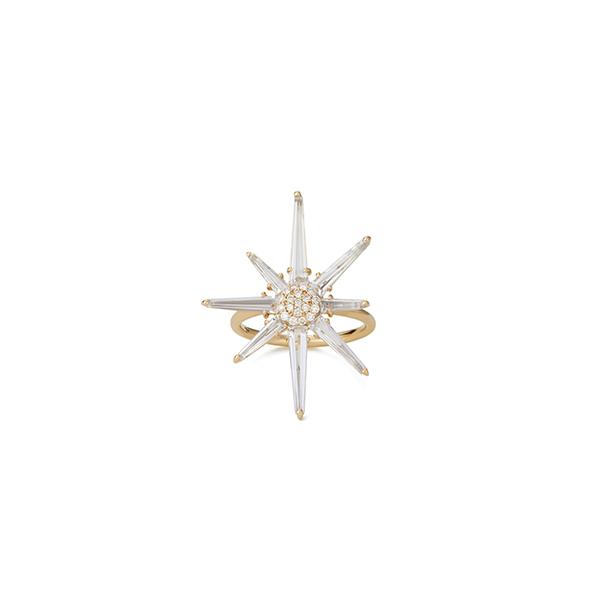 Bondeye Jewelry Hera Diamond Ring