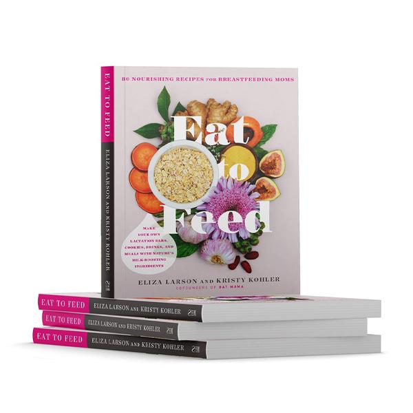 Oat Mama Lactation Cookbook