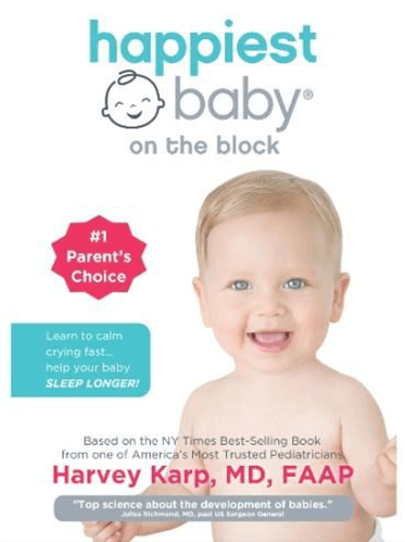 Happiest Baby on the Block by Harvey Karp, MD