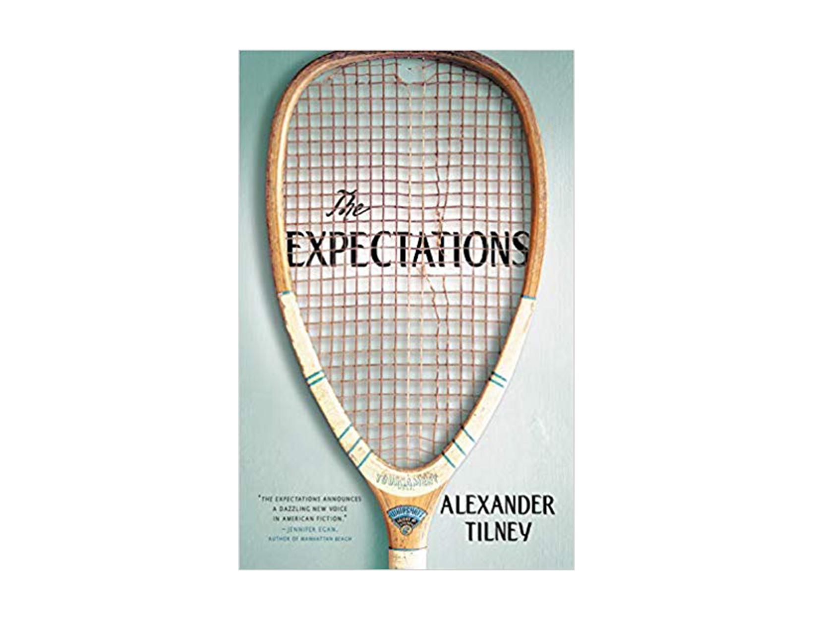 <em>The Expectations</em> byAlexanderTilney