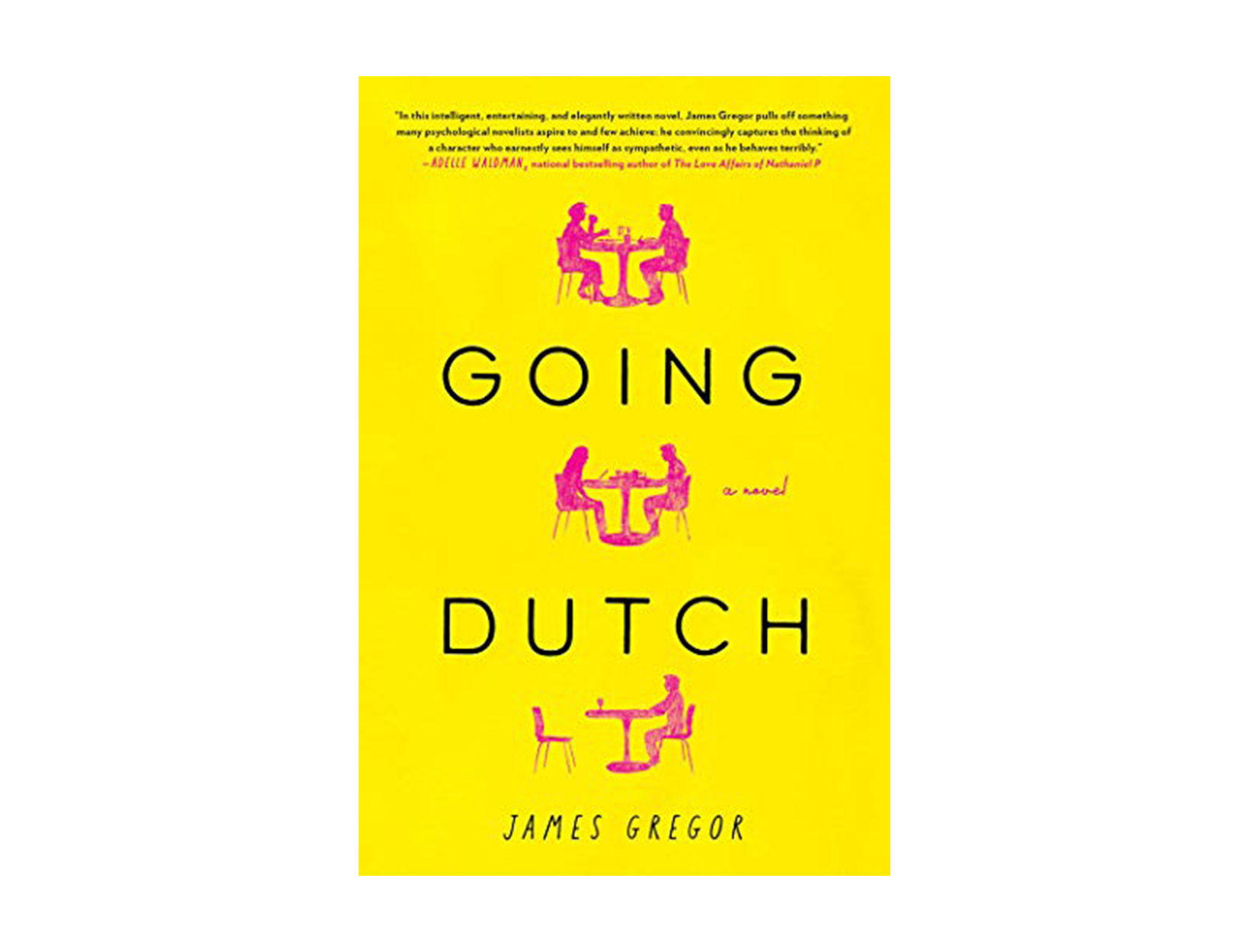 <em>Going Dutch</em> byJamesGregor