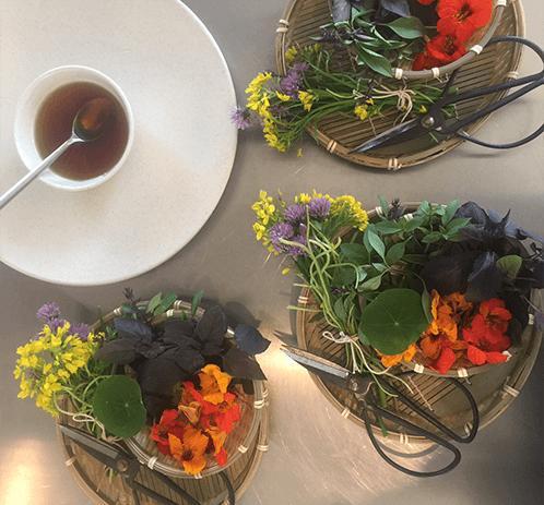 flower salads