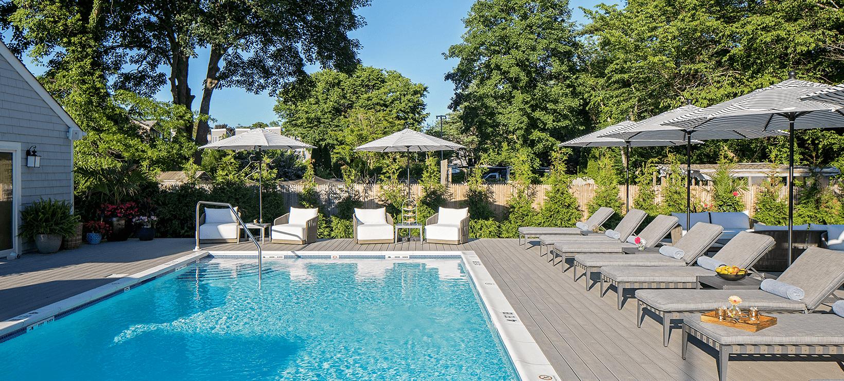 full length pool