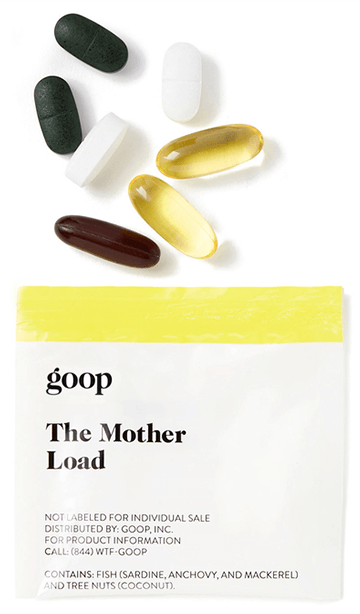 the mother load dietary supplement