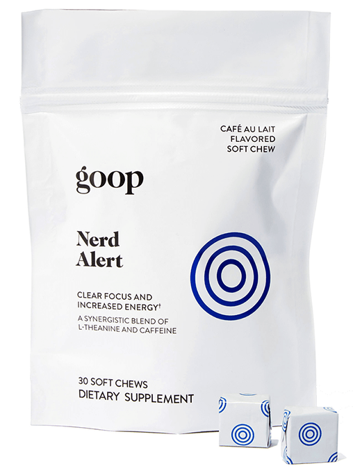 nerd alert dietary supplement