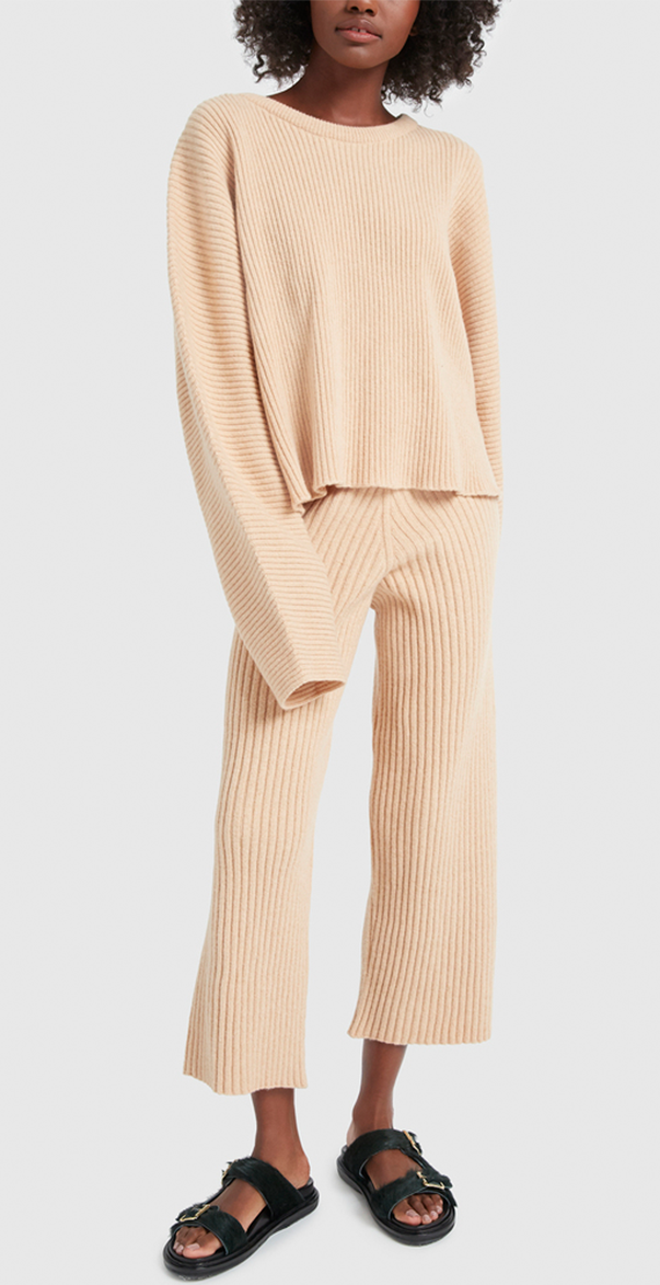 Baserange Sweater and Pants