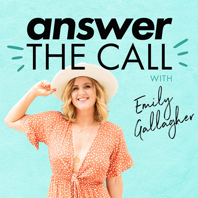 Answer the Call podcast