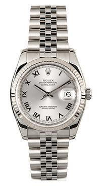 Bob's Watches Rolex Steel Datejust