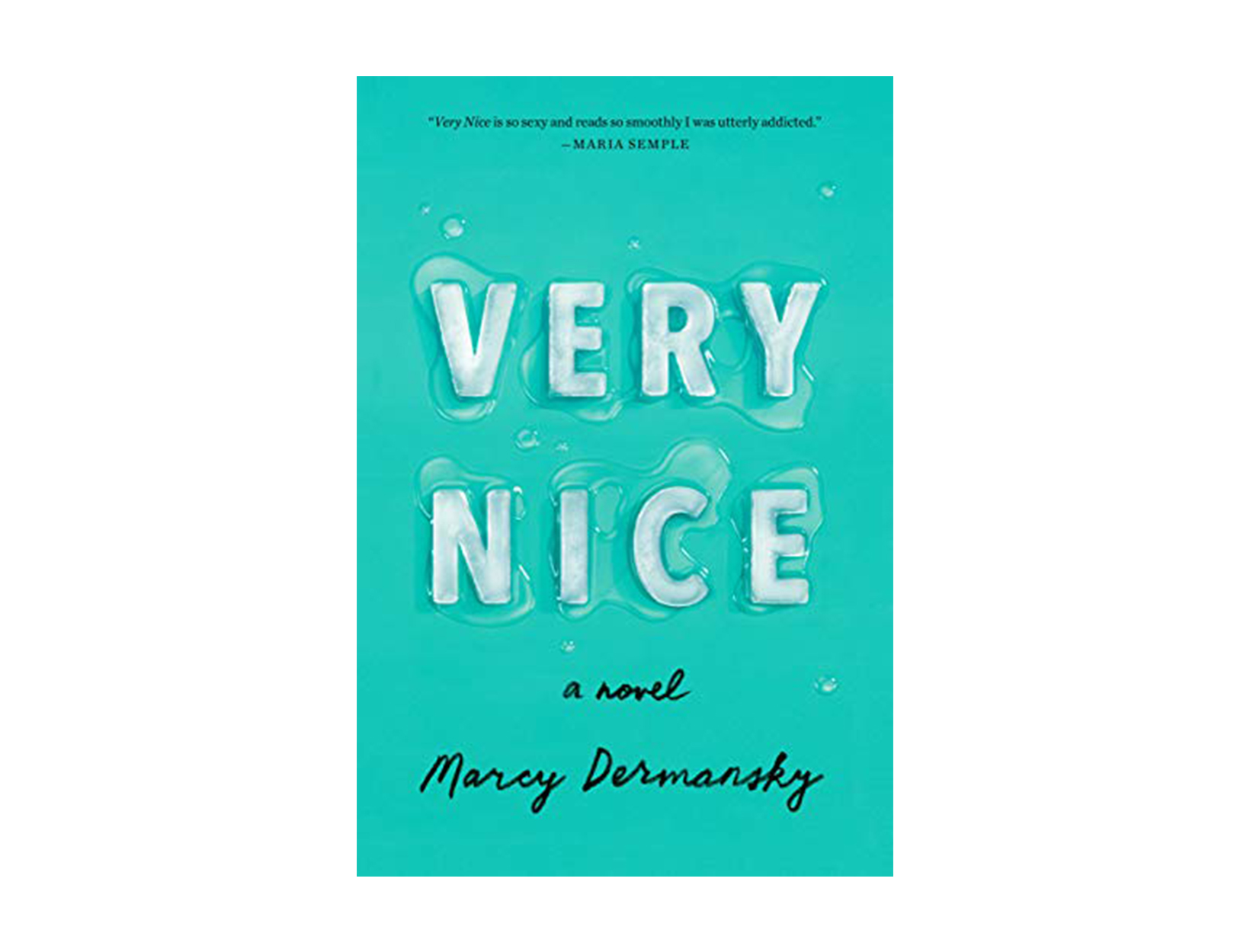 <em>Very Nice</em> byMarcyDermansky