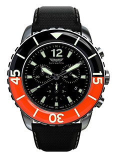 Bob's Watches 46MM CHRONOGRAPH WATCH