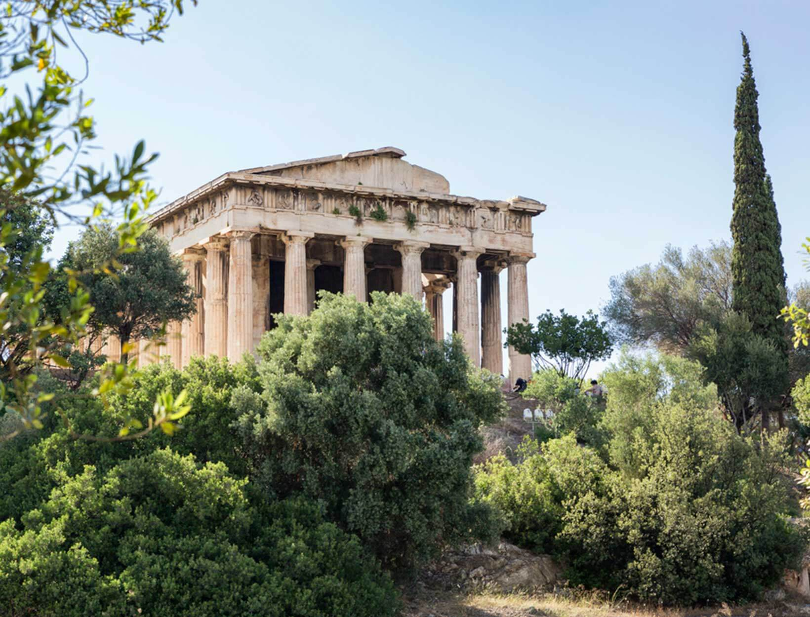 How to Have a Wellness Weekend in Athens