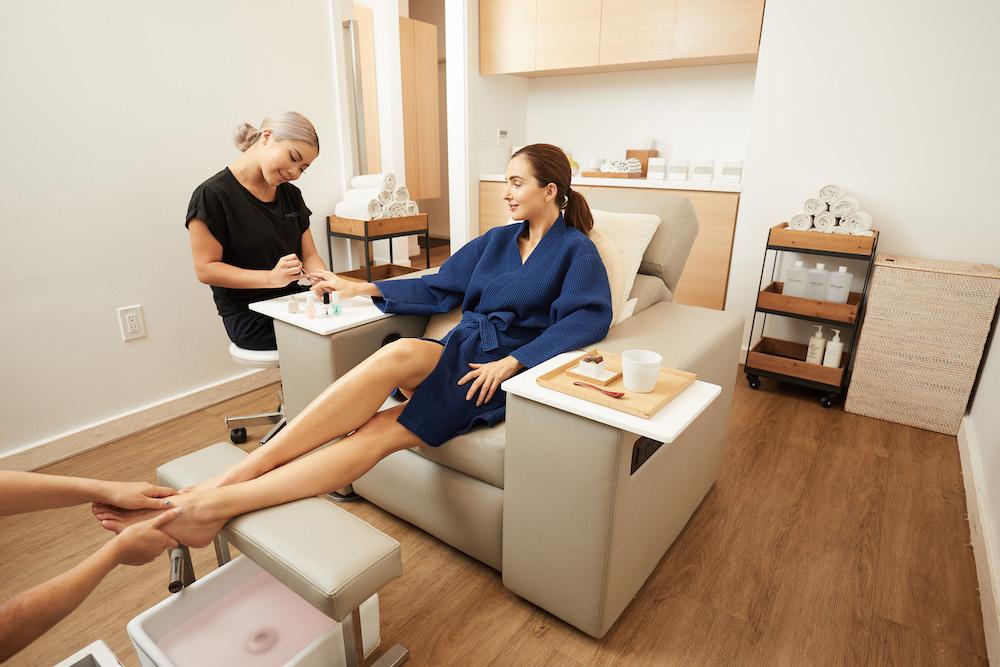 Hair, Massage, Nail (and More) Spa