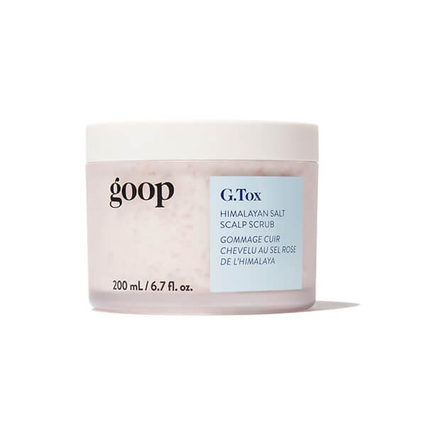 goop Beauty Himalayan Salt Scalp Scrub Shampoo