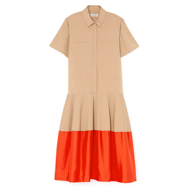 Lee Matthews Shirtdress