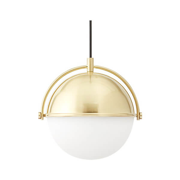 CB2 pendant light