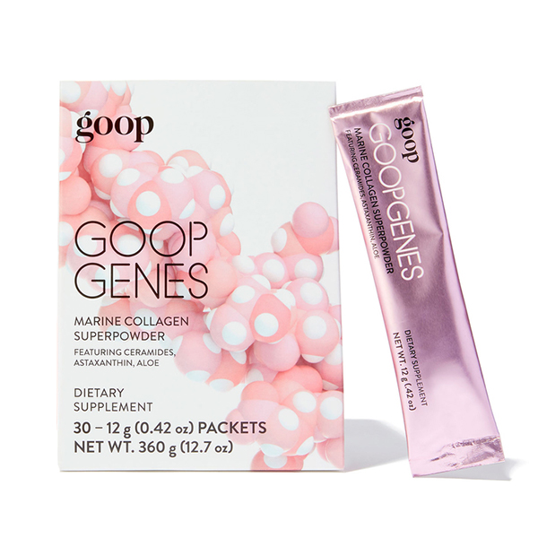 GOOPGENES Marine Collagen Superpowder