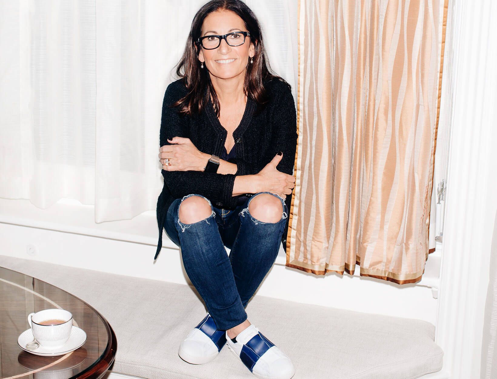Embrace Your Dark Circles, Amp Up Your Energy, and Rule the World Like Makeup Artist Bobbi Brown