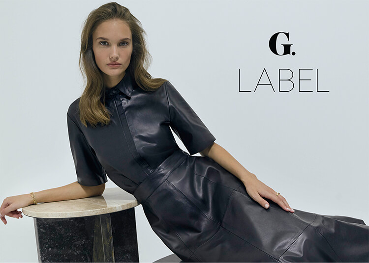 G. Label Logo