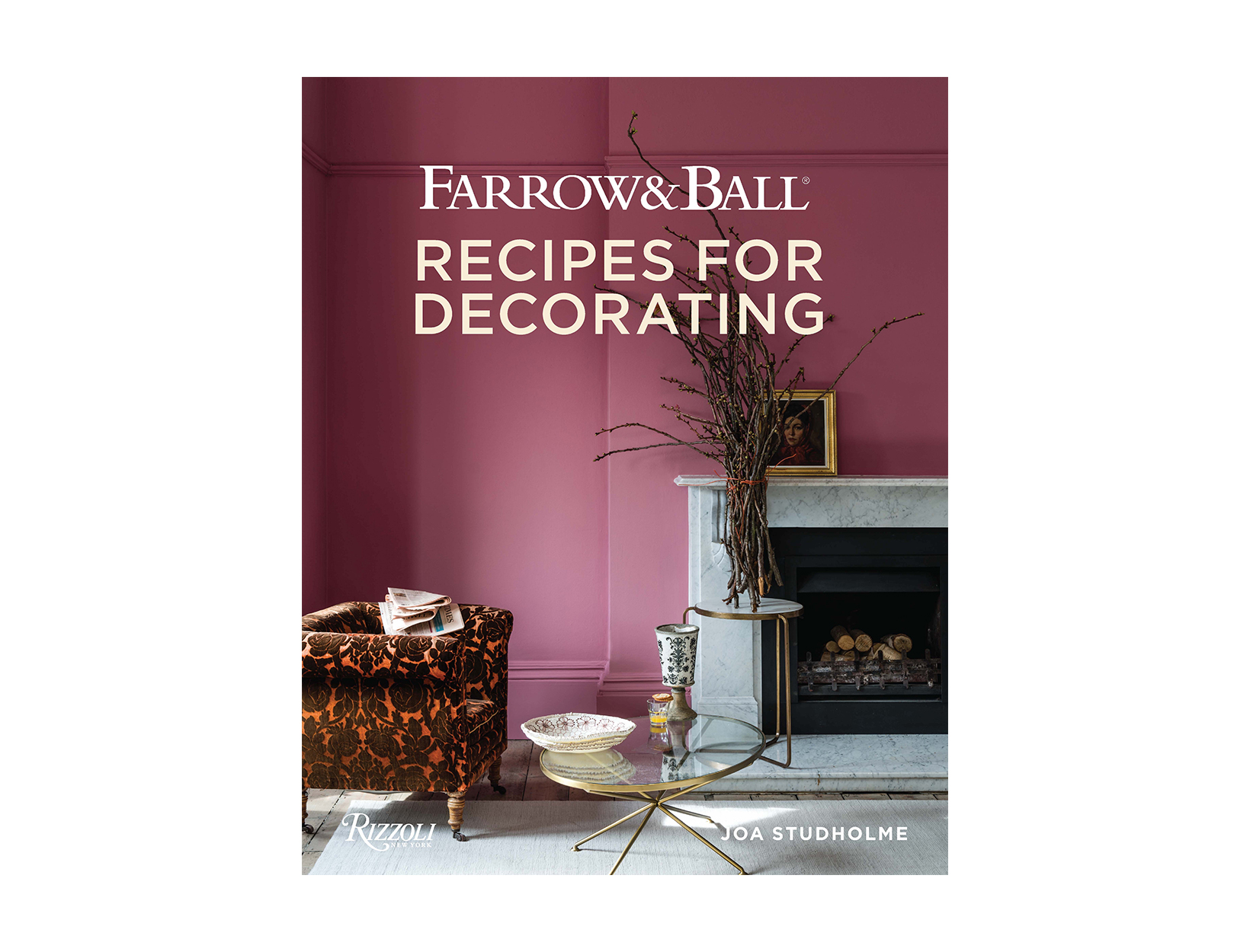 <em>Farrow & Ball Recipes for Decorating</em> by Joe Studholme
