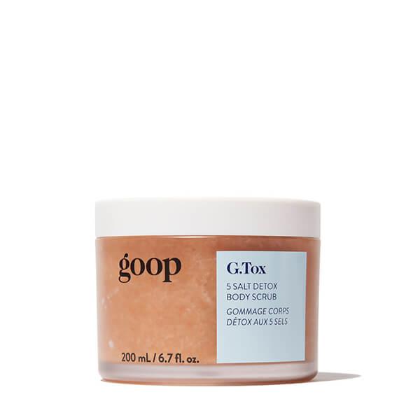 G.Tox 5 Salt Body Scrub