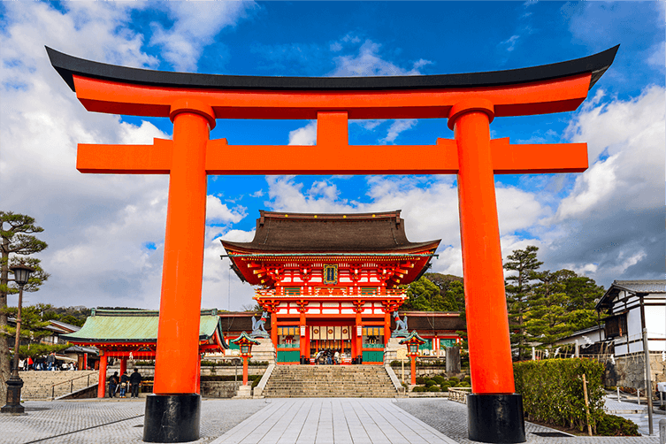 Kyoto Shrines