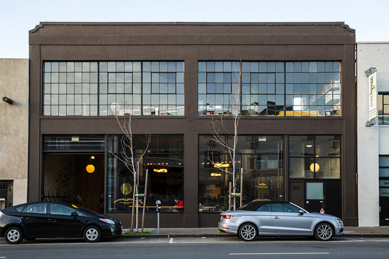 Sightglass in San Francisco