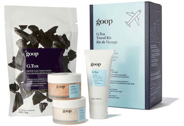 goop beauty g.tox travel kit