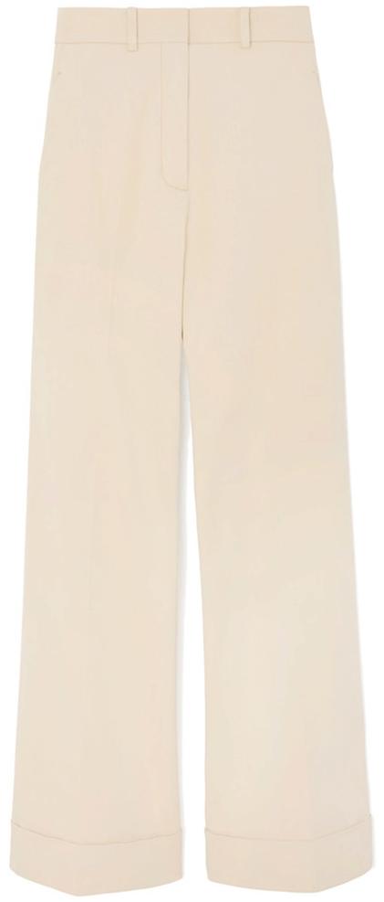 g label patrick wide leg pants