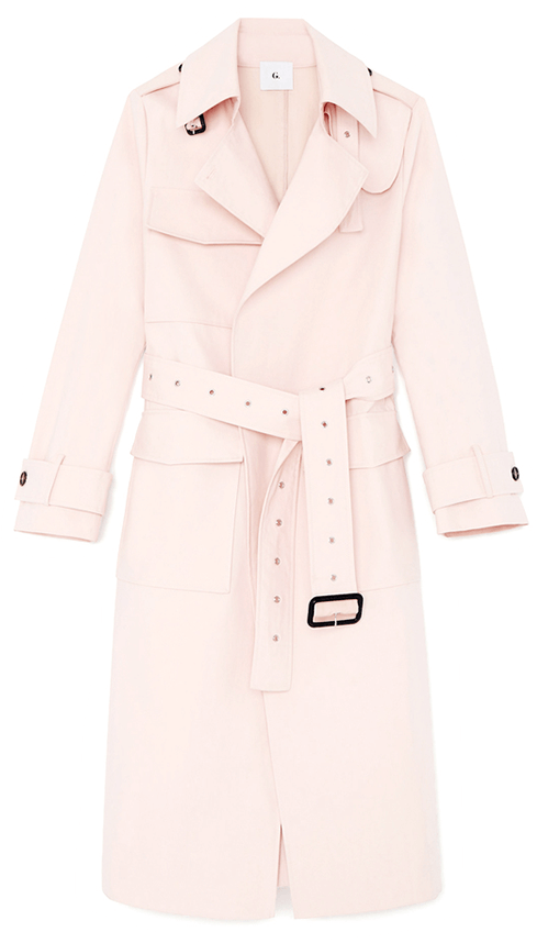G. Label Natalie Trench Coat