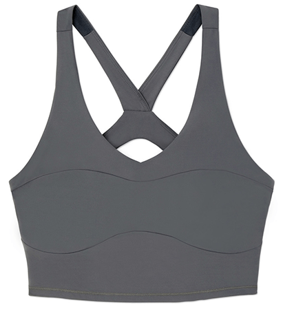 G. Sport Cross-Back Midi Bra