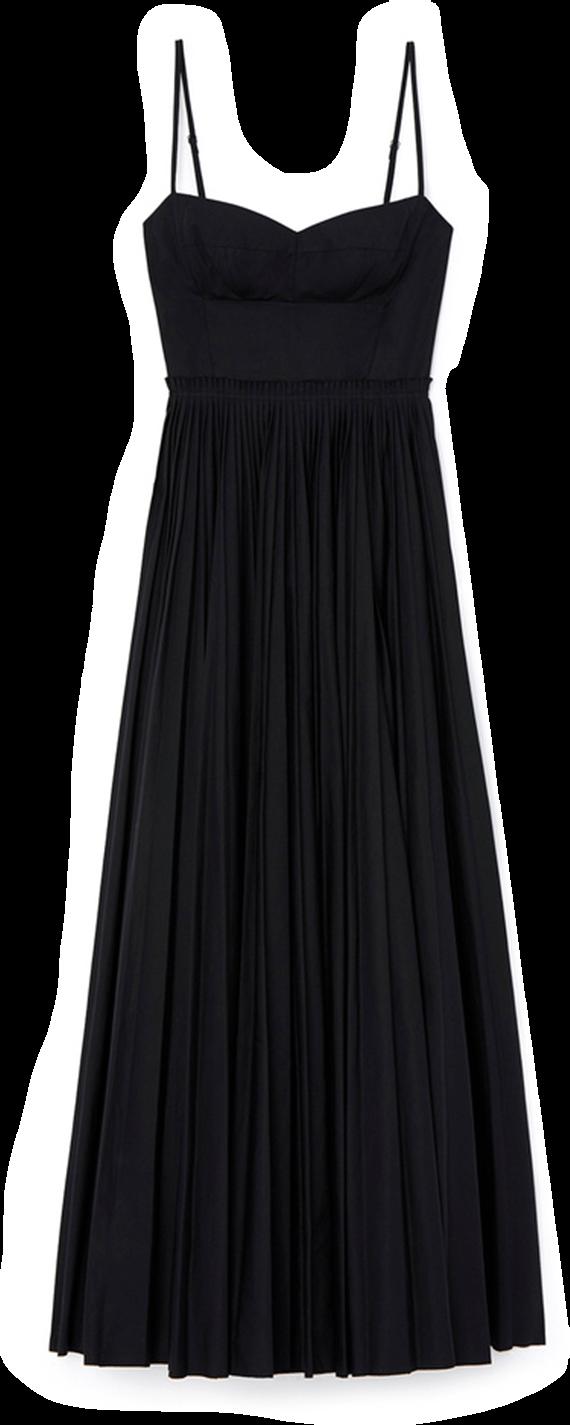 G. Label Rosie Skinny-Strap Maxidress