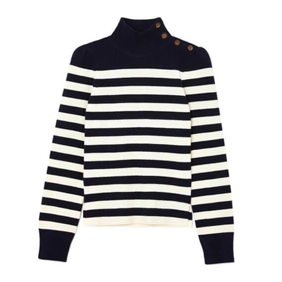 g label mindy turtleneck sweater