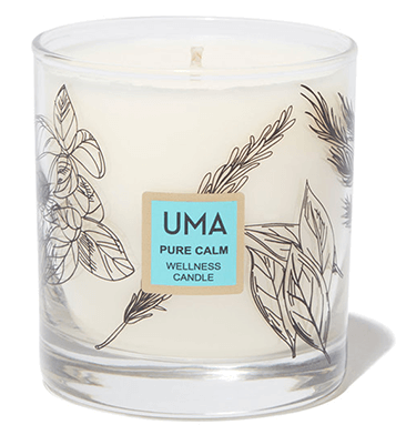UMA Pure Calm Wellness Candle