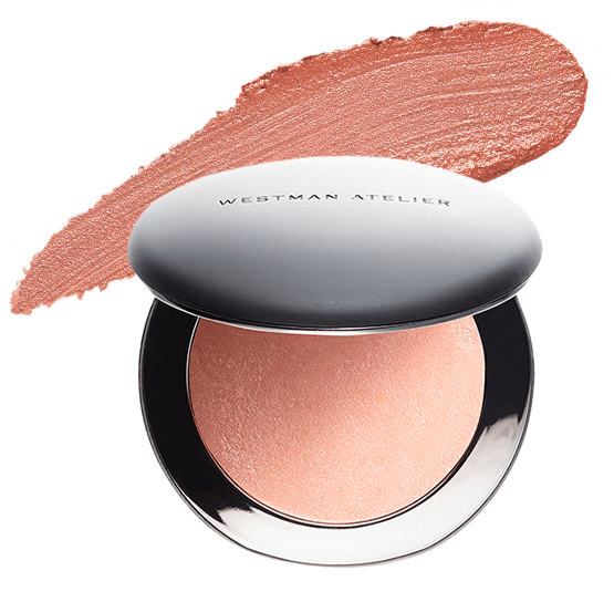Westman Atelier Super Loaded Tinted Highlighter in Peau de Peche