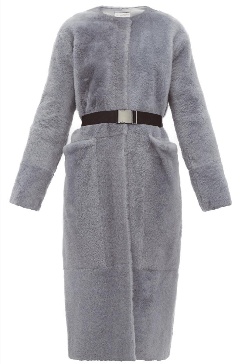 Inès & Maréchal coat