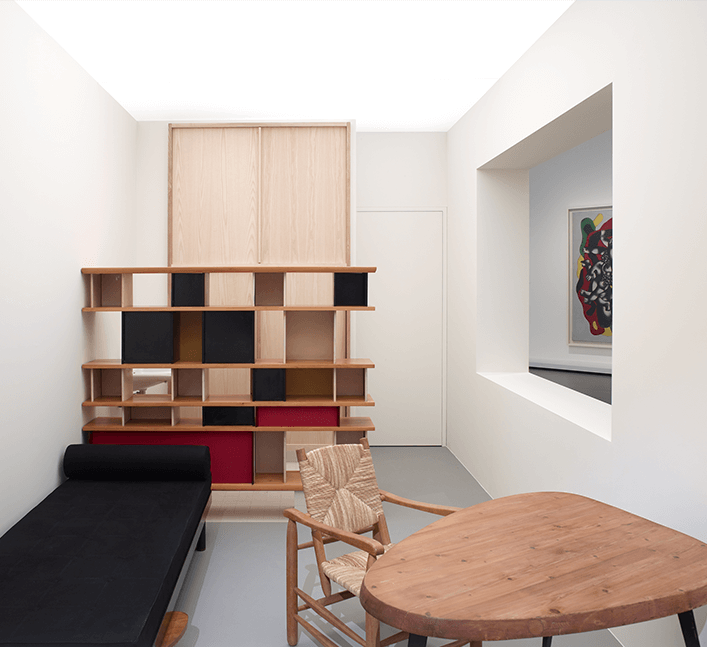 Charlotte Perriand At Fondation Louis Vuitton