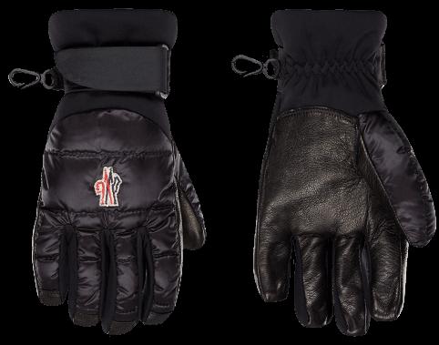 moncler ski gloves