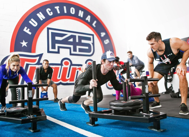 F45 Training Class