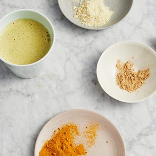 goop Ginger and Turmeric Latte