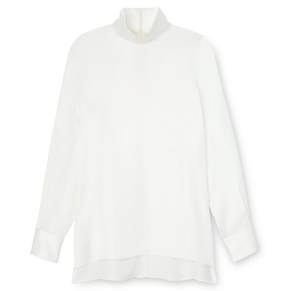 G. Label McDonald Turtleneck Blouse