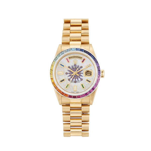 Rolex x Colette rolex watch